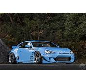 Im In Love With The LB Performance GT86 I Saw A Stock
