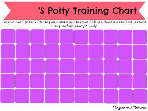 printable potty charts activity shelter