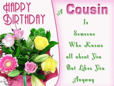 Happy Birthday Quotes Cousin Boy Cousin Quotes Quotesgram