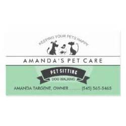 pet business cards pet business cards templates zazzle