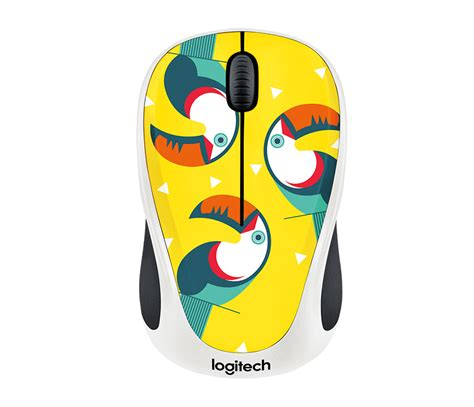 Mouse Wireless Logitech M 238 Collection Cocktail logitech colorful play collection wireless mouse m238
