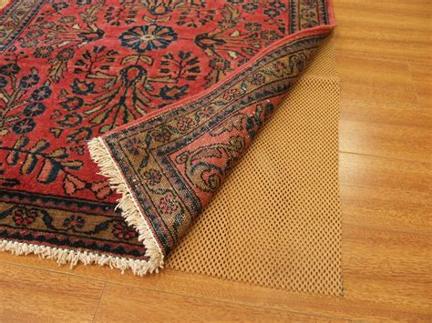 Area Rug On Hardwood Floor Best Area Rug Pad For Hardwood Floors Gurus Floor