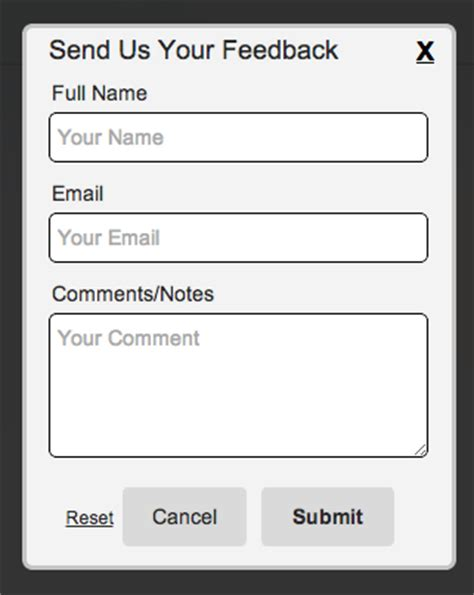 customer feedback form magento extension magento