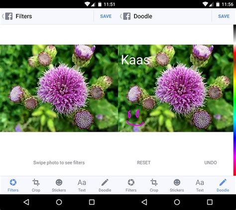 doodle mobile edit adds doodle photo editing tool to mobile apps