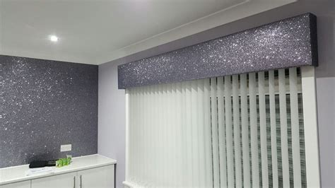 mdf curtain pelmets grade 3 glitter boxed padded window pelmet ebay