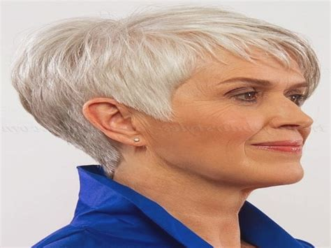short hairstyles for women over 60 front and back view 2018 short haircuts for older women over 60 25 useful
