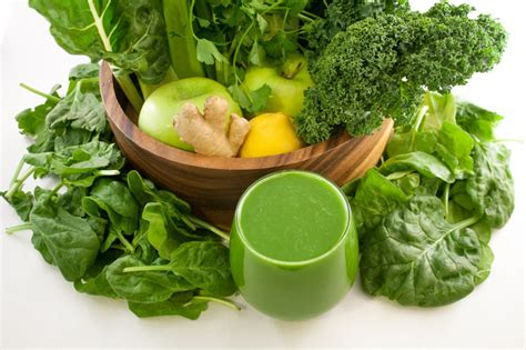 How To Detox With Fruits And Vegetables by Green Juice Recipe Why You Should