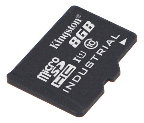 Micro Sd 8gb Kingston Class 10 kingston minneskort 8gb microsdhc uhs i class 10