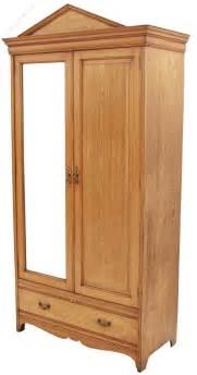 oak armoires tall gothic victorian 19c ash wardrobe oak armoire
