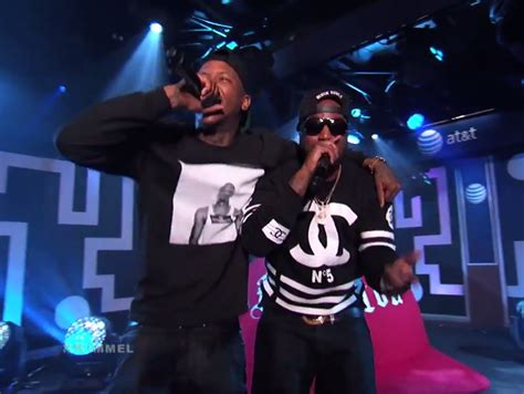 film yg recommended watch yg s awkward performance on jimmy kimmel live