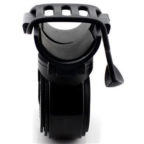 bike bracket mount holder for flashlight ab 2966 black jakartanotebook