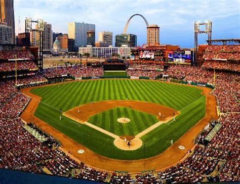 busch stadium home of the st louis cardinals picture of