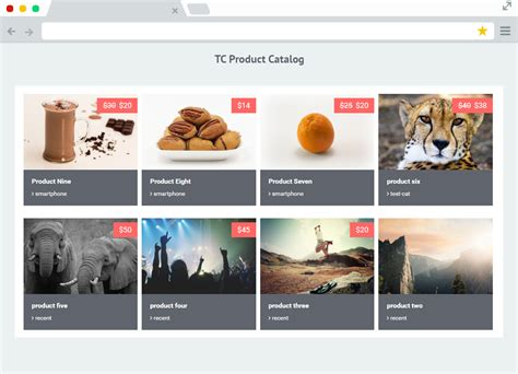 product layout wordpress product layout wordpress tc product catalog pro