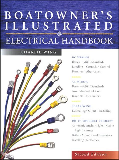 boatowner s illustrated electrical handbook dc wiring ac
