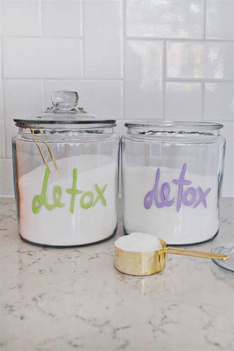 Detox Bath For Anxiety by 25 Unique Detox Bath Soak Ideas On