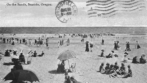 postcard from the past postcards from the past seaside oregon