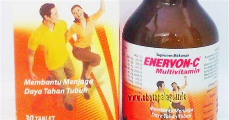 Vitamin C 500 Mg Isi 30 Tablets Maxvita Diskon komposisi dan kegunaan enervon c multivitamin