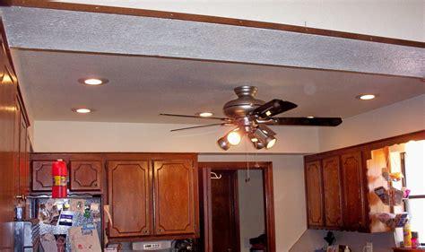 Kitchen Drop Ceiling by M M Construction Kitchen Kitchen Remodel