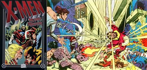libro x men mutant massacre с чего начать читать комиксы про людей икс geekcity