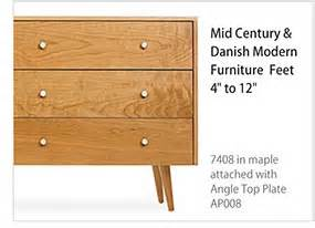 wood mid century modern furniture woodworking plans