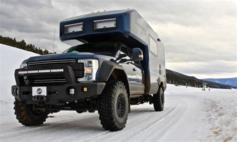 Design Your Own Dream Home Earthroamer The Global Leader In Luxury Expedition Vehicles