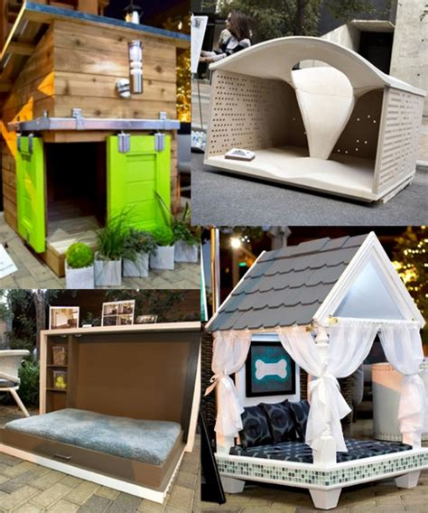 out of the dog house rescue 11 luxury dog houses worthy of mtv cribs barkpost