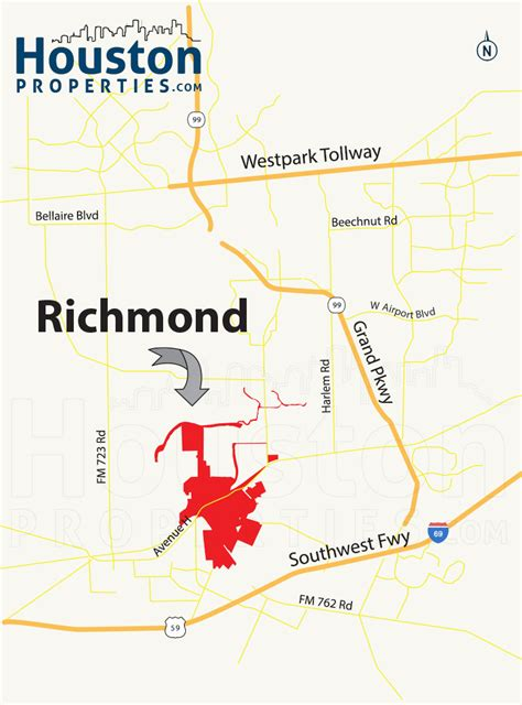 richmond texas map richmond tx real estate guide richmond homes for sale