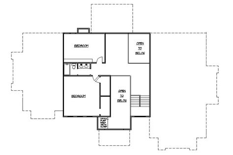 2nd Floor Addition Floor Plans | ranch house addition plans ideas second 2nd story home