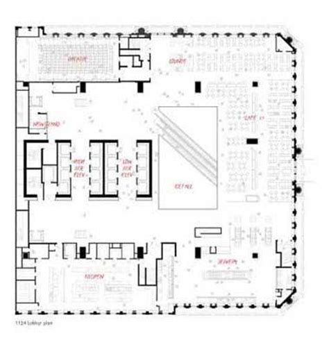 gerard towers floor plans hearst tower norman foster partners