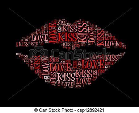 imgenes de tus labios texto clip art de amor beso texto collage compuesto forma