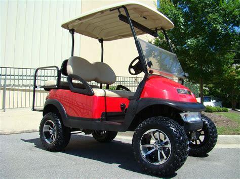 golf car classic body lifted club car precedent golf cart king