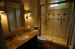 Guest Bathroom Ideas Pictures by Luxury Guest Bathroom Traditional Bathroom Atlanta