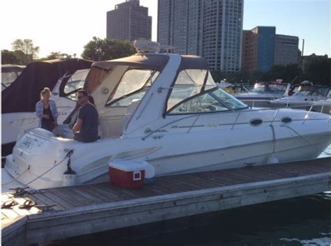 sea ray boats for sale in illinois sea ray 340 boats for sale in chicago illinois