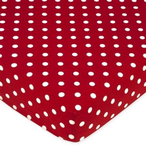 polka dot bed sheets buy white and red polka dot sheets from bed bath beyond