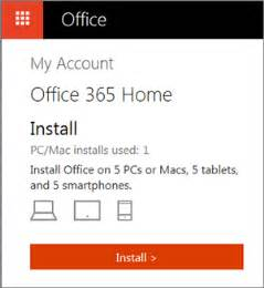 reinstall office and install or reinstall office 2016 for mac
