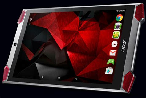 Handphone Acer Predator 6 ifa 2015 acer predator 6 predator 8 android gagadget