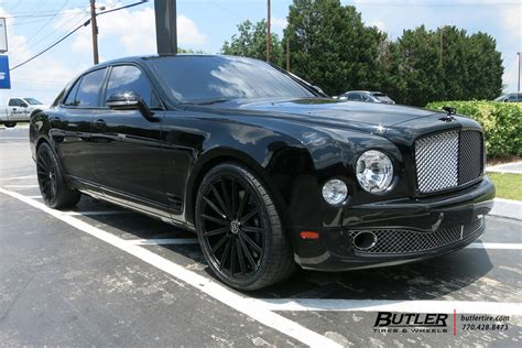 custom bentley mulsanne wheels bentley mulsanne with 22in lexani pegasus wheels
