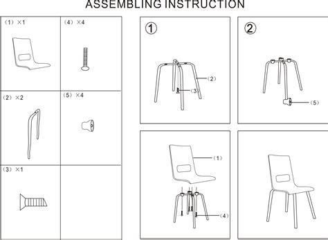 how to assemble ikea desk ikea instructions chair www pixshark com images