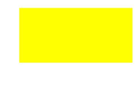 Yellow Rectangular rectangle images clip 64
