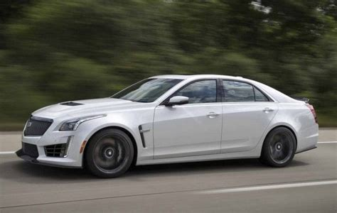 2017 Cadillac Cts Horsepower by 2017 Cadillac Cts V Price Specs Performance Engine