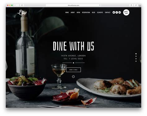 What Is Your Home Decor Style by 30 Best Wordpress Restaurant Themes 2018 Colorlib