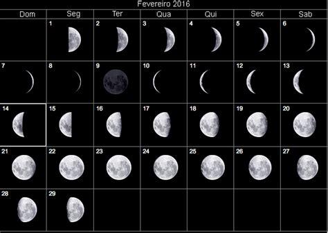 Calendã Ufrgs 2017 Fases Da Lua