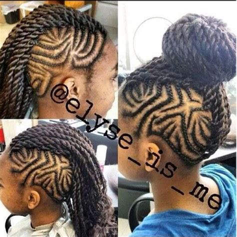 black natural hair dos with cane rows 14 super cute and creative corn row styles for your little