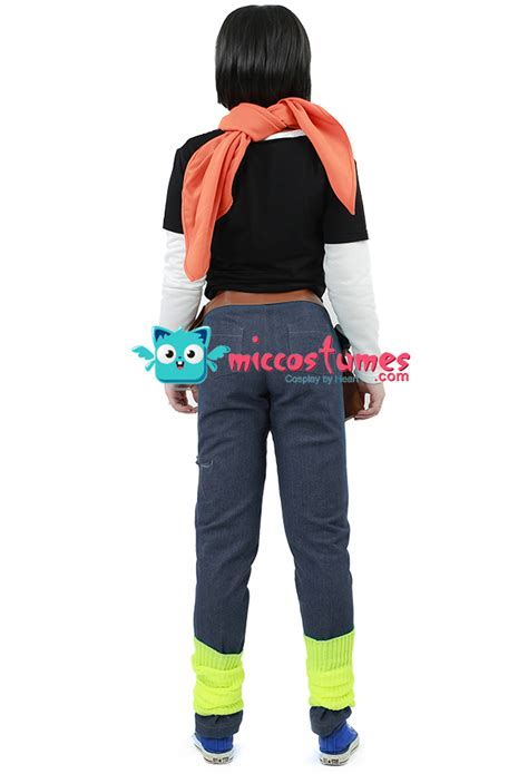 android costume android 17 costume for sale