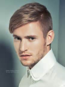 haircuts for hair shoter on the sides than in the back haircut with clipped sides for modern men