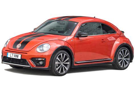 volkswagen beetle hatchback  interior dashboard satnav carbuyer