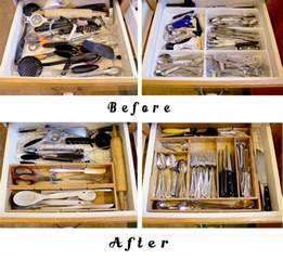 how organize kitchen drawer apps directories container