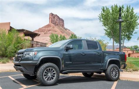 2018 chevy silverado zr2 2018 chevy colorado zr2 road truck 2018