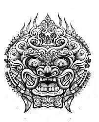 barong tattoo significato tatuaggi maori significato tattoo maori tatuaggi