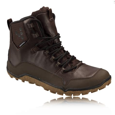 vivobarefoot road hi cut walking boots 44